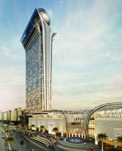 The Palm Tower - Matex Chemical Construction Projects