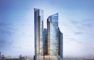 Aykon City Tower - Matex Chemical Construction Projects